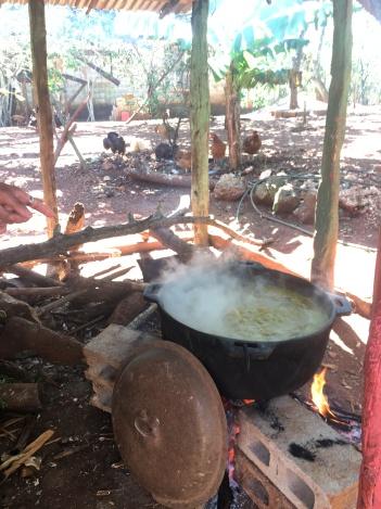 Sancocho Stew in the Campos